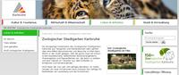 Die neue Homepage des Zoologischen Stadtgartens