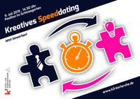 Kreatives Speed-Dating 9. Juli 2015