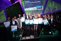 Top Ten beim Smart City Index